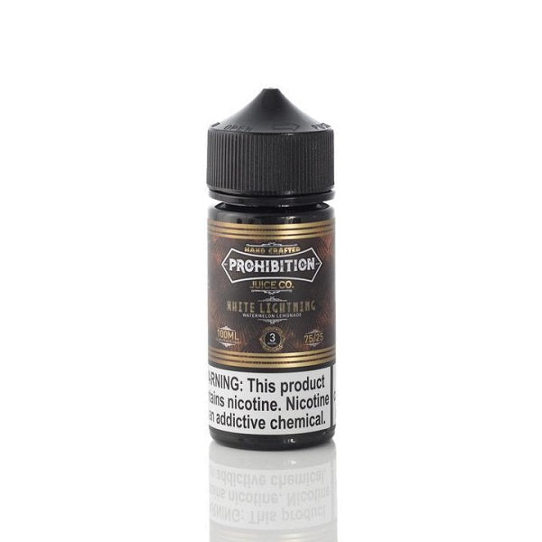 prohibition ejuice white lightning