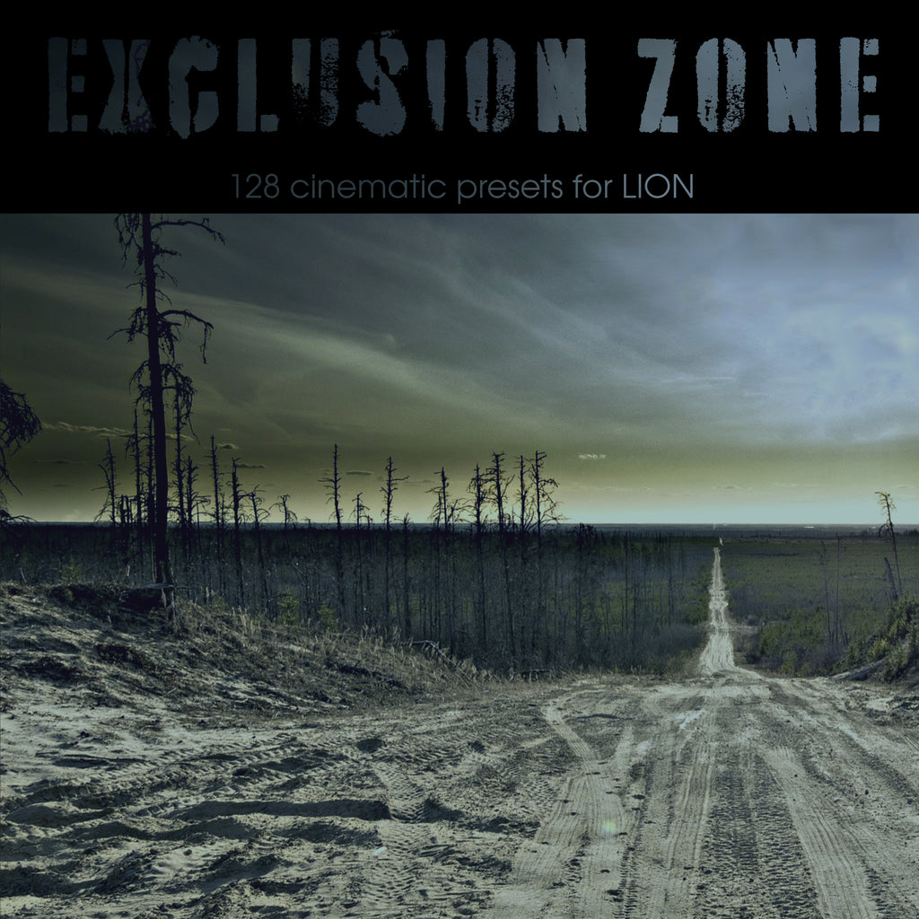 The Exclusion Zone for LION