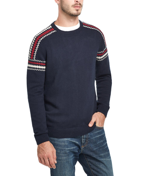 Ski Sweater Sweater in new Navy