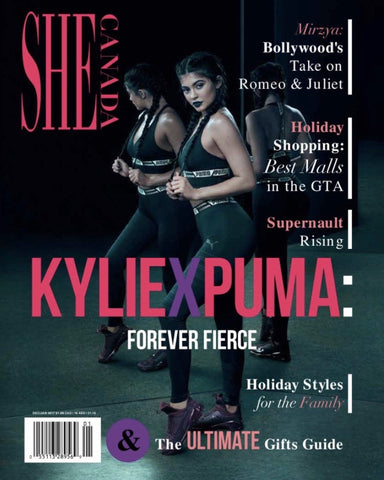 SHE CANADA DECEMBER 2016 ISSUE