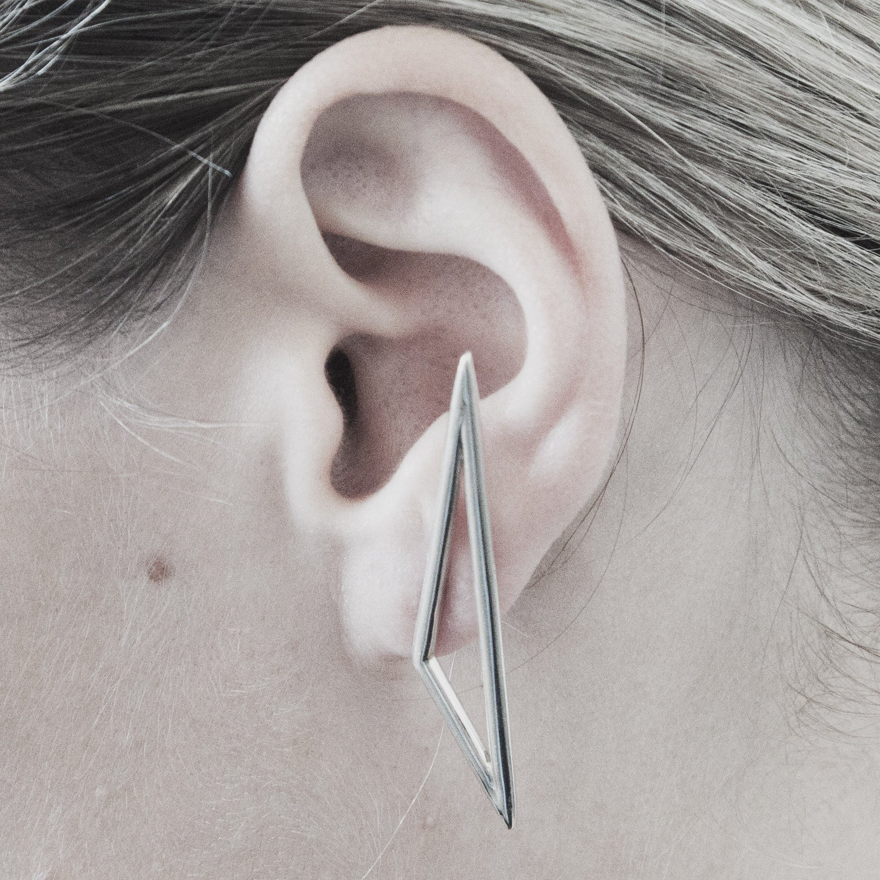 Fight or Flight Earrings-JY GAO