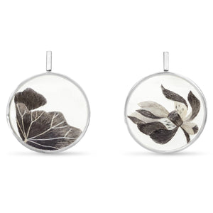 Lotus Pond Earrings