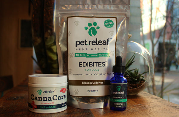 Pet Releaf: Organic CBD for Pets