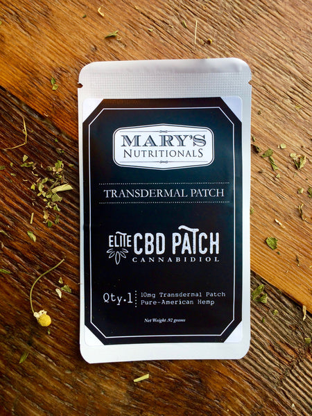Mary's Topical Patch