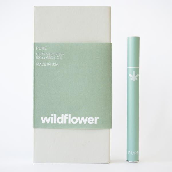 Wildflower CBD Vaporizer