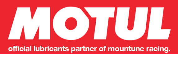 Motul - Offical Oil Partner of mountune Racing