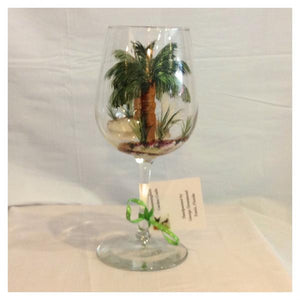 Wine Glasses from Downtown Mount Dora