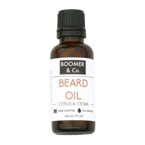 Citrus and Cedar Beard Oil - Whispering Winds by The OutCo.