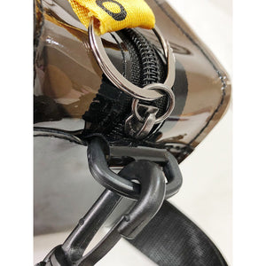 Guitar Strap Clear Camera Bag - Whispering Winds by The OutCo.