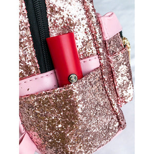 Glitter Detail Backpack - Whispering Winds by The OutCo.