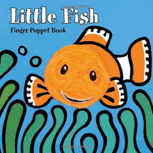 Little Fish Finger Puppet Book - Whispering Winds by The OutCo.