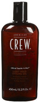American Crew Light Hold Gel 15.2oz