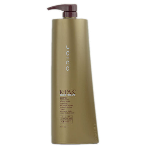 K-Pak Color Therapy Shampoo Liter