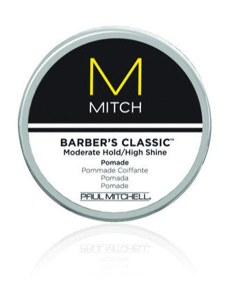 Paul Mitchell Barber