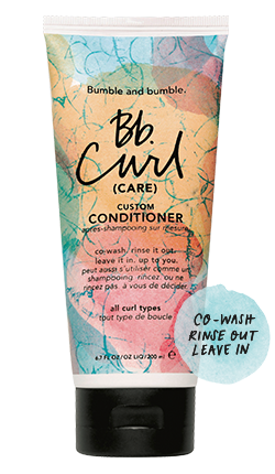 Bb.Curl custom conditioner 6.7 oz