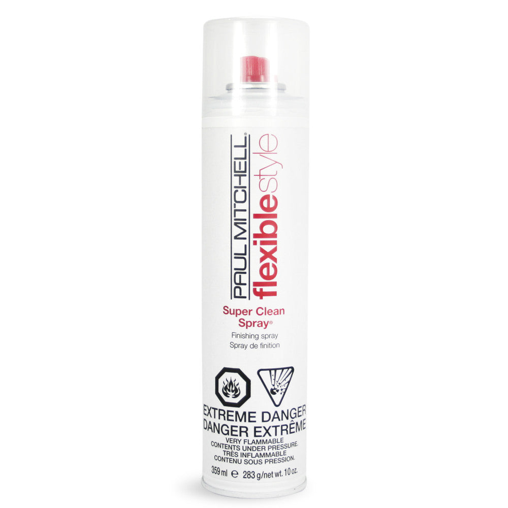 Paul Mitchell Super Clean Medium Hold Finishing Spray 10 oz