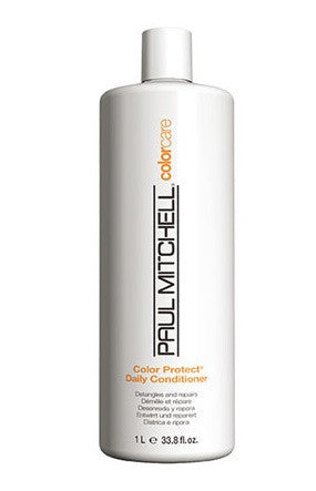 John Paul Mitchell Color Protect Daily Conditioner Liter 33.8oz
