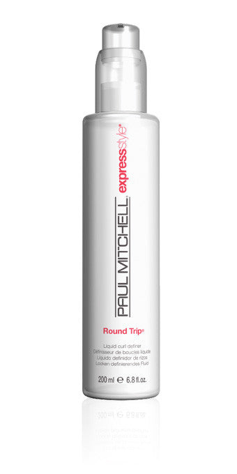 Paul Mitchell Round Trip Liquid Curl  Definer 6.8 oz