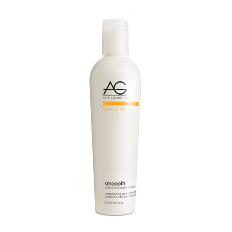 AG Smooth, Sulfate Free Shampoo 8 oz