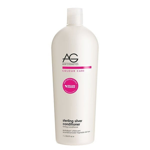 AG Sterling Silver Toner Conditioner 1 L