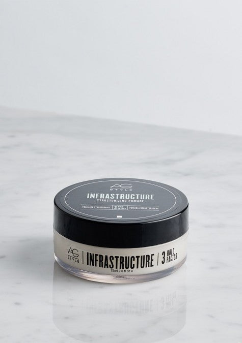AG Infrastructure Structrizing Pomade, 2.5oz