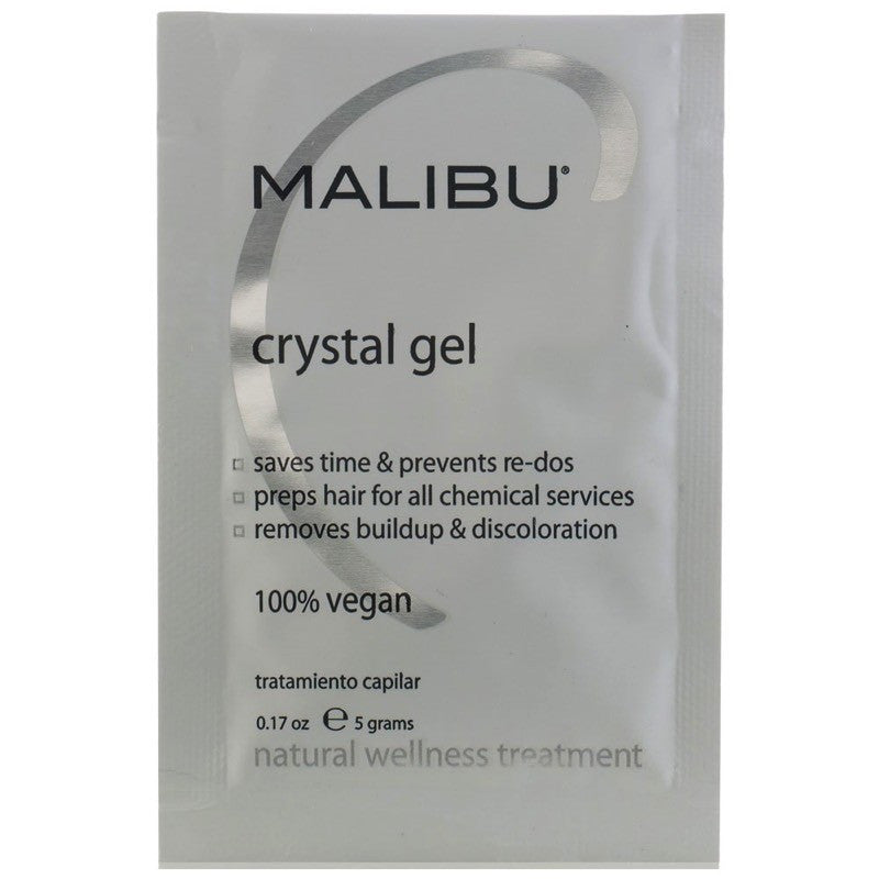 Malibu 2000 Crystal Gel Treatment 0.17 oz