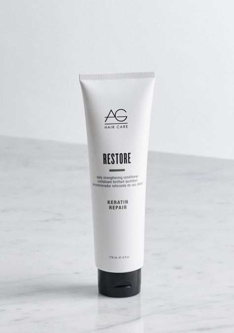 AG Restore Daily Strengthening Conditioner, 6oz