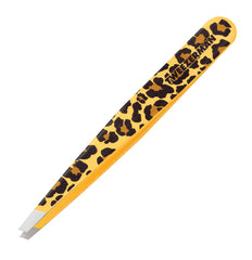Tweezerman Animal Print Slant Tweezers