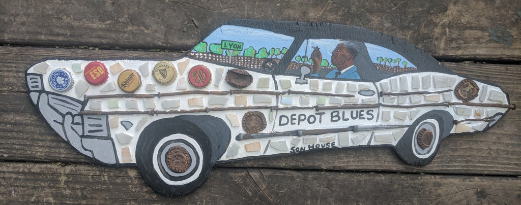 "Depot Blues - ""Son"" House"