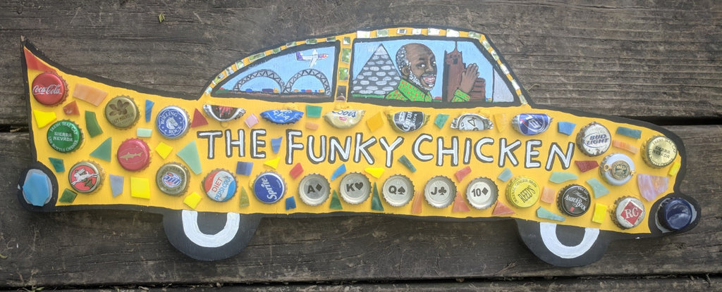 Rufus Thomas - the Funky Chicken