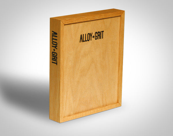 Alloy+Grit Magazine Storage Box