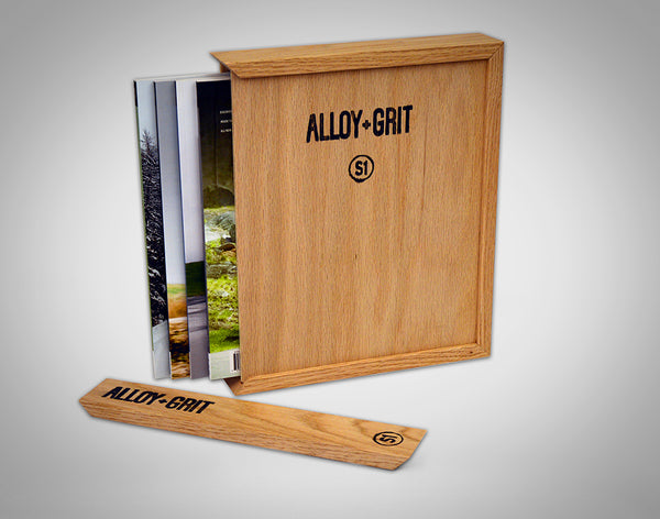 Alloy+Grit Series One - Complete Box Set