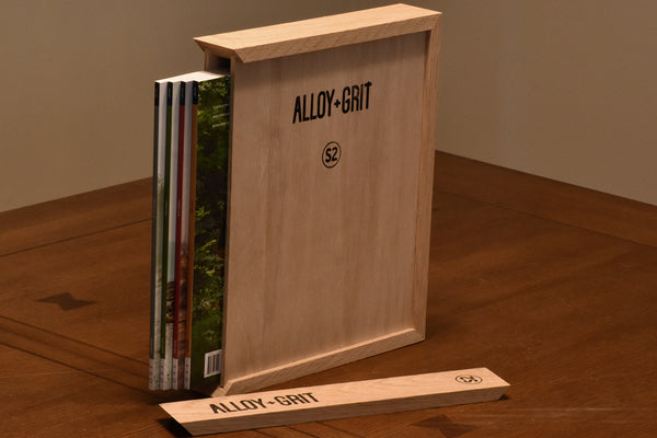 Alloy+Grit Series Two - Complete Box Set
