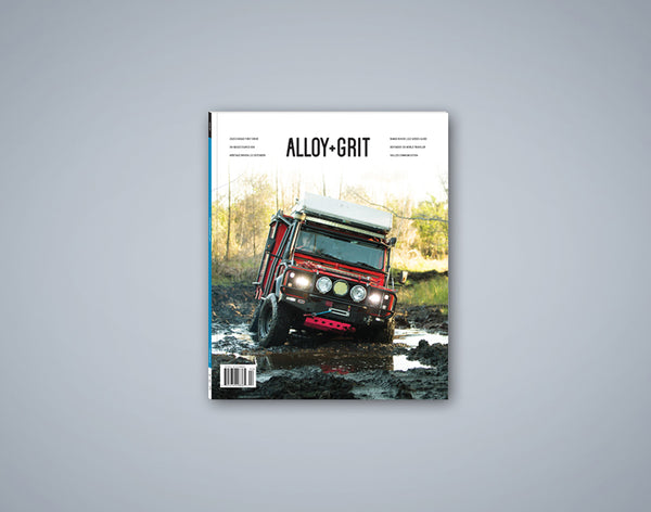 Alloy+Grit Series 3 Issue 2 - Spring-Summer 2019