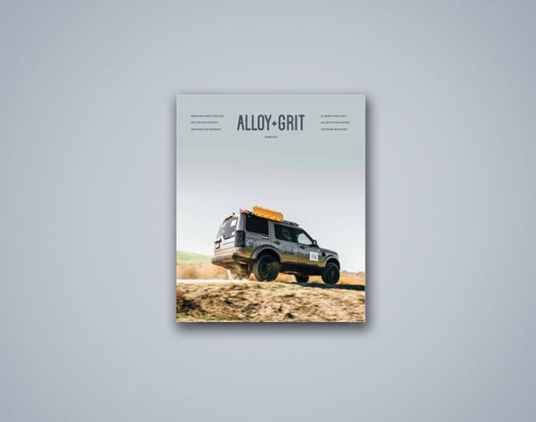 Alloy+Grit Series 1 Issue 2 - Spring 2017