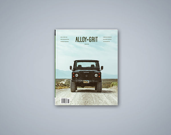 Alloy+Grit Series 2 Issue 2 - Spring 2018