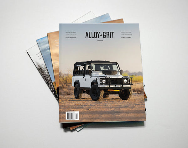 1-Year Subscription (4 issues) Summer 2018 start