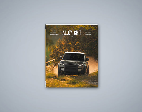 Alloy+Grit Series 3 Issue 3 - Fall 2019