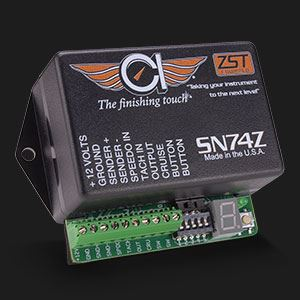 SN74Z Classic Instruments Speed Signal Interface (Converts VSS/ECM speed signals to 8k or 16k PPM)