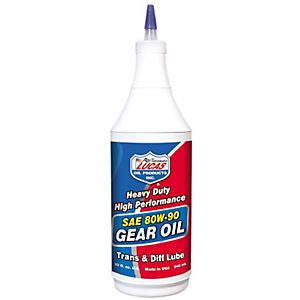 LUC-10042-LUC 85/140 GEAR OIL QTS