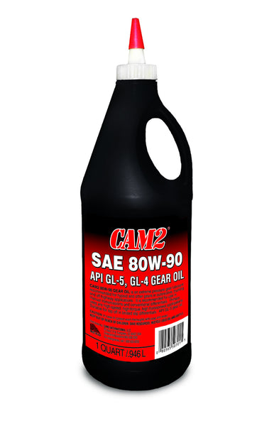 CAM-80W90-QT GEAR OIL