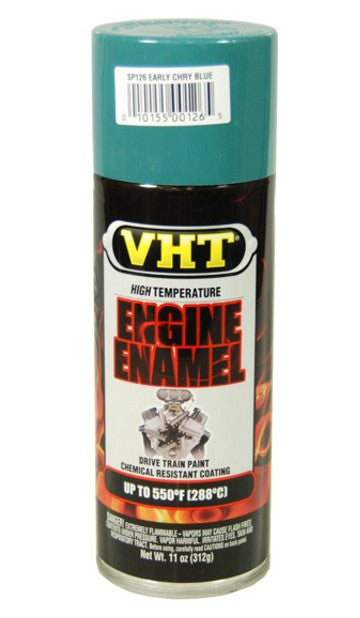 VHT-SP126-ENAMEL EARLY CHRY BLUE