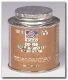 PER-80696-PERMATEX COPPER FORM-A-GASKET SEALANT