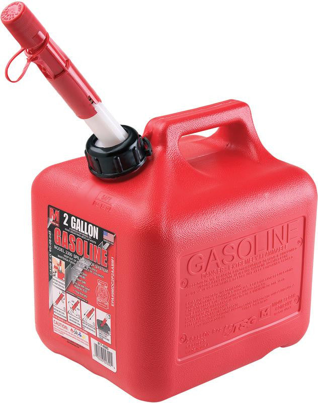 MID-2300-MID 2 GAL.CARB GAS CAN