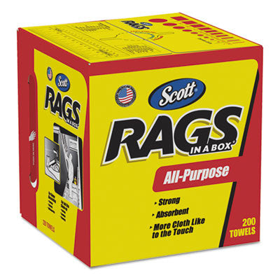 KCS-75260-KCS SCOTT RAGS IN A BOX