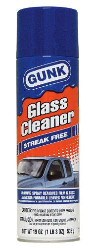 RSP-GC1-GLASS CLEANER AEROSOL