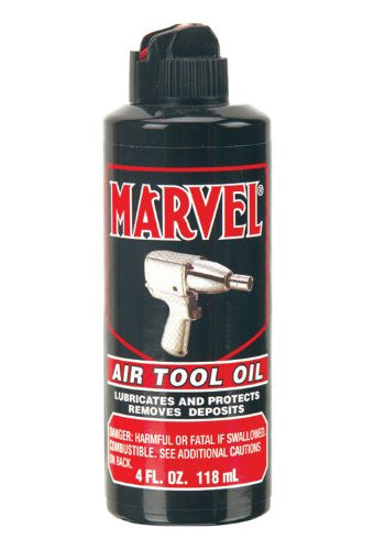 MRV-080-MRV 4oz MARVEL AIR TOOL OIL