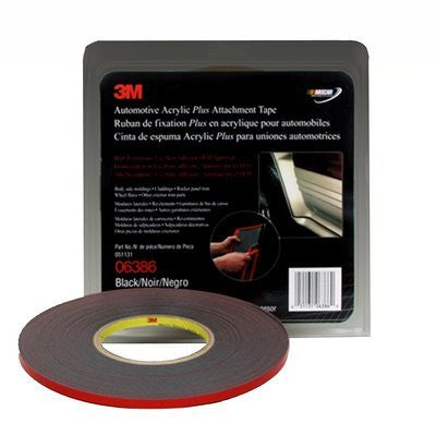 MMM-06386-3M(TM) Automotive Acrylic Plus Attachment Tape