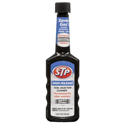STP-78599-STP STP HIGH MILEAGE FI CLEANER