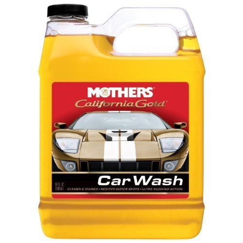 MTR-05664-MTR CALIFORNIA GOLD CAR WASH 64OZ